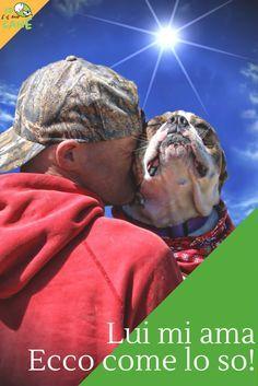 Vuoi sapere se il tuo cane ti ama?