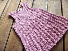 Ravelry: Ellis dress/ Ellin mekko pattern by Jaana