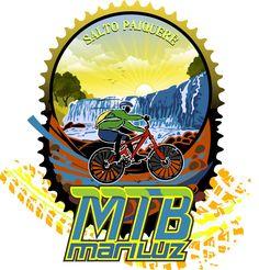 Criação logomarca - equipe mtb mariluz