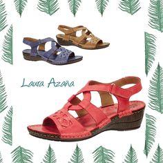 787be23d Zapatos de mujer · Con cuña o piso plano, ¡cómo tu quieras! Suave y  flexible piel,