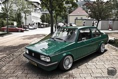 MK1 Jetta. I had a white one. Unfortunately I have no picture of it