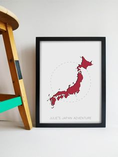 Japan wall art will suit your home and will look very stylish. You could gift this Japan map 3d wall art as a Japan home gift. Japan map decor is producing with laser cutting technology and glue on colorful and textured paper with hand. You can customize your 3D Japan map wall art with names or any Tokyo Map, Custom Journals, 3d Wall Art, Map Art, Home Gifts, Laser Cutting, Paper Texture, Gift Wrapping, Names