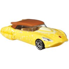 Belle (Car by Mattel Toys) Disney Cars Games, Mike Wazowski, Hot Wheels Cars, Iconic Characters, New Adventures, Dory, The Collector, Disney Pixar, Winnie The Pooh