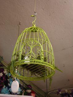 Decorative bird cage $22.99
