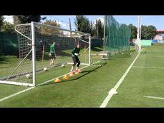 Soccer Goalie, Soccer Workouts, Soccer Coaching, Goalkeeper, Drill, Sports, Youtube, Goaltender, Fo Porter
