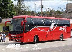 ConectADOs a través de los caminos de México.   Imagen: Víctor Cortes. #ADOteAcerca, #ADO75Años. www.ado.com.mx