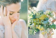 So incredibly beautiful! I love Jen Huang Private Workshop for Photographers | Alt Flowers | Jess Wilcox Hair & Makeup | Rue De Seine Bridal Gowns | Shop Gossamer Vintage Veils & The Mrs Box | Neve Albums | Richard Photo Lab