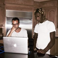 Young Thug's most trusted engineer Alex Tumay talks about his relationship with Thug, making mixtapes, and Slime Season Young Thug Mixtape, Slime Season 2, New Media, What Is Like, Good Music, Books To Read, Rapper, Cover Art, Musicians