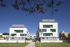 Tel Aviv, Israel  Ganei Shapira Affordable Housing / Orit Muhlbauer Eyal Architects