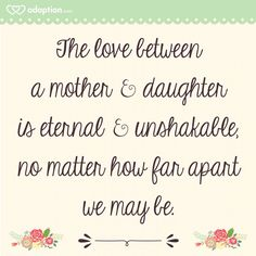 To my three Daughters