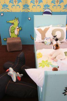 Hier wil iedereen toch zijn vriendjes uitnodigen om te komen spelen? Of wat dacht je van een leuk slaapfeestje!? #Interfloor