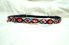 Aztec No Slip Headband