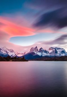 1st Place Sony National Award Chile - The Horns of Paine / Los Cuernos del Paine