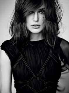Keira Knightley.  love the dress!  women's fashion and street style.