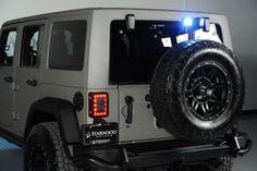 jeep wranglers lights and jeep wrangler unlimited on. Black Bedroom Furniture Sets. Home Design Ideas