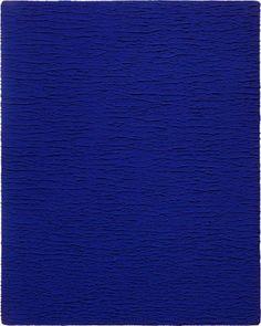 Anthropometries of the Blue Period - Yves Klein