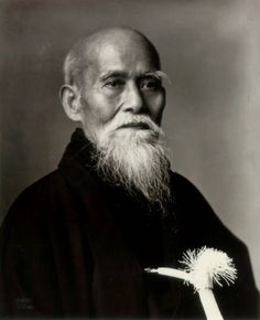 O Sensei Morihei Ueshiba                                                                                                                                                                                 More