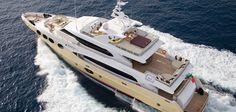 Majesty 125 - Boranova Denizcilik #yacht