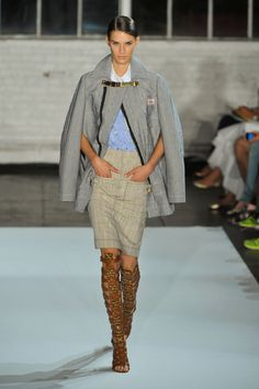 Joseph Altuzarra Spring 2013 Photo 1
