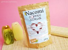 sarinacosmetics: Nacomi suchy peeling kawowy - kokos - tańsza alter...