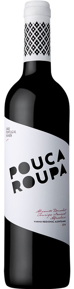 Pouca Roupa Tinto 2014 | Alentejo - João Portugal Ramos