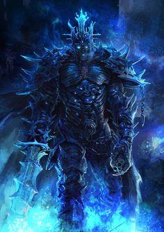 Knight_of_night by noah-kh on deviantART