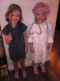 Career Day, DIY costume for kids, doctor costume | DIY | Pinterest ...