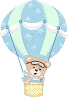 Baby Shower Niño, Baby Shower Balloons, Baby Clip Art, Baby Art, Scrapbooking Image, Dibujos Baby Shower, Scrapbook Bebe, Baby Boy Cakes, Baby Shawer