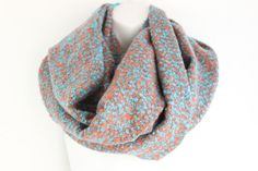 Womens Knitted Scarf Knit Scarfs Oversized by myfashioncreations, $38.00