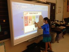 I love this idea!  Using the smartboard for schedules.  Giving the students choice is awesome. ITs worked for me for years!