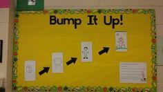 FDK Bump It Up wall