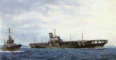 Shinano, Japanese Heavy Carrier