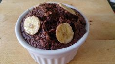 Suzanne's Kitchen : Chocolate, peanut butter and banana baked oatmeal