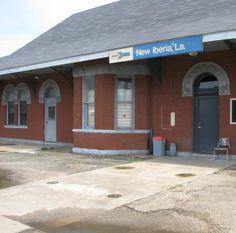 New Iberia Louisiana Attractions | New Iberia, LA Station Photo