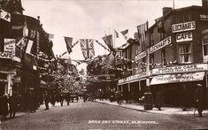 Bank Hey Street, Blackpool