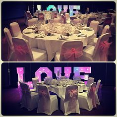 Our love sign has been so popular and has been displayed at so many beautiful Venues. It really does make a amazing photo feature point #nicheevents #nichewedding #nichestylists #all_shots #bride #bridal #brideinspiration #illuminatedlove #lovesign #light