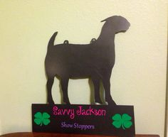 Livestock Pen / Gate Signs for FFA or 4-H, Farm, Ranch on Etsy, $40.00