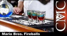 Super Mario Bros Fireballs Shooter - https://www.barmasters.com/videos/super-mario-bros-fireballs-shooter/ #supermariobros #fireballs