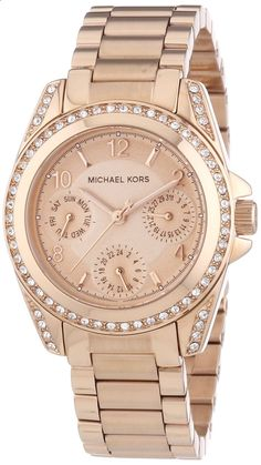 womens watches | Review for Michael Kors MK5613 Ladies Blair Rose Gold Watch