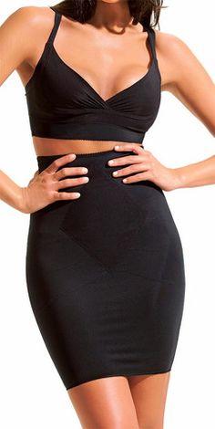 9bfd1599397c2 Stella - High Waisted Shaping Skirt. Women s ShapewearStylish ...
