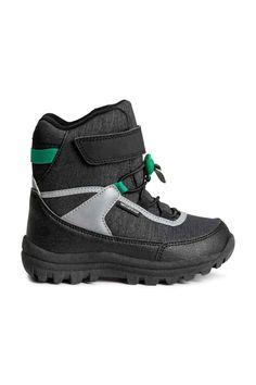 Waterproof boots   H&M