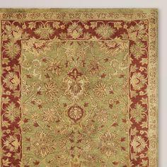 Sage Sarai Wool Rug | World Market
