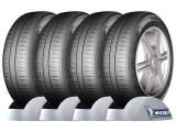 "Kit 4 Pneus Aro 14"" Michelin 175/65 R14 82T - Energy XM2 Green X"