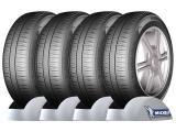 Conjunto de 4 Pneus Michelin 175/65 R14 82T - Aro 14 - Energy XM2 Green X