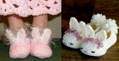 Rabbit shoes