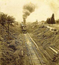 29 Best Danville Amp Western Images Westerns Train Train