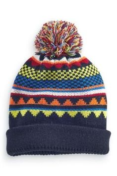 Buy Retro Geo Beanie (3-16yrs) from the Next UK online shop