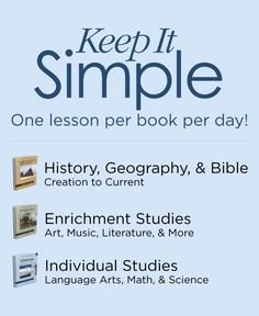 Charlotte Mason-style daily lesson plans to make your homeschool planning simple!