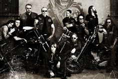 SONS OF ANARCHY: EL SPINOFF PODRIA TRAER DE REGRESO A VARIOS PERSONAJES ICONICOS - Series - http://befamouss.forumfree.it/?t=71373027