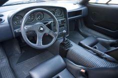 Bugatti EB110 Interior